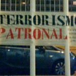 ¿EXISTE EL TERRORISMO PATRONAL? ¿Y QUE PASA EN EL AYUNTAMIENTO DE ZARAGOZA?