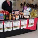 información sobre la recogida de alimentos del día 06-04-19 que hicimos en el ayuntamiento.