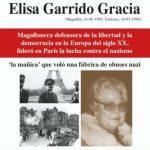 """Elisa Garrido García, """"la mañica"""" que voló una fábrica de obuses nazi"""
