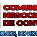 A PUNTO DE COMENZAR LAS NEGOCIACIONES DEL PACTO-CONVENIO