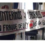 EL PERSONAL INTERINO MUNICIPAL, ESPERANZADO TRAS LAS ÚLTIMAS SENTENCIAS