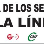 Refuerzo del Empleo en Ayto. de Zaragoza y gestión pública de la línea 900. CONCENTRACION EL JUEVES A LA UNA FRENTE AL CONSISTORIO