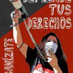 ANTE EL 8 DE MARZO ¡EL MIEDO PARALIZA, EL ANARCOFEMINISMO MOVILIZA!